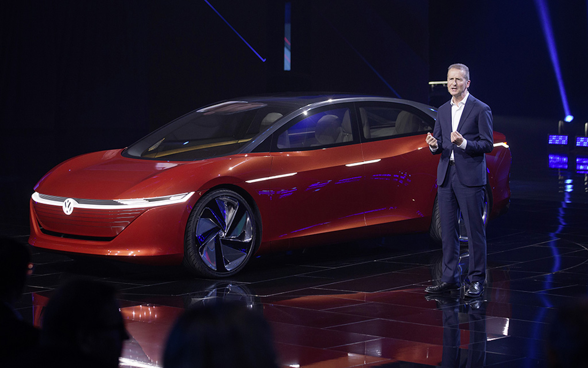 Vw And Chinese Partner Launch Sol Ev Brand In China