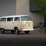 Vw And Ev West Partner On Electric Type 2 Bus Conversion