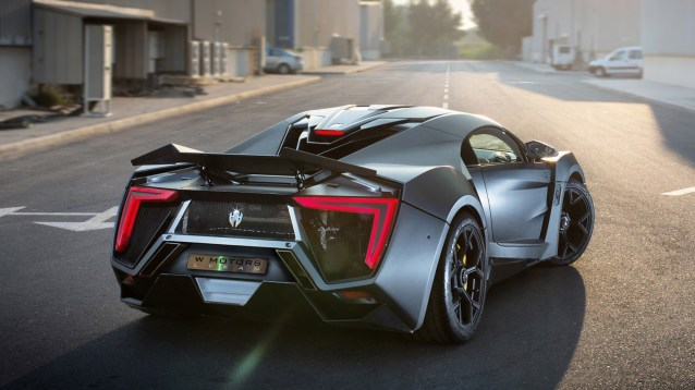 Image result for W Motors Lykan Hypersport