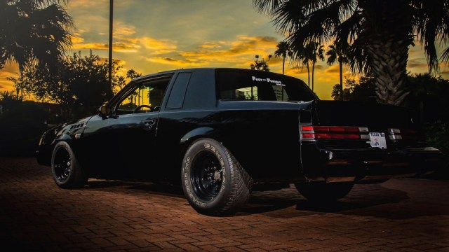 1986 Buick Grand National from