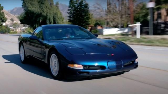 1999 Chevrolet Corvette on Jay Leno's Garage
