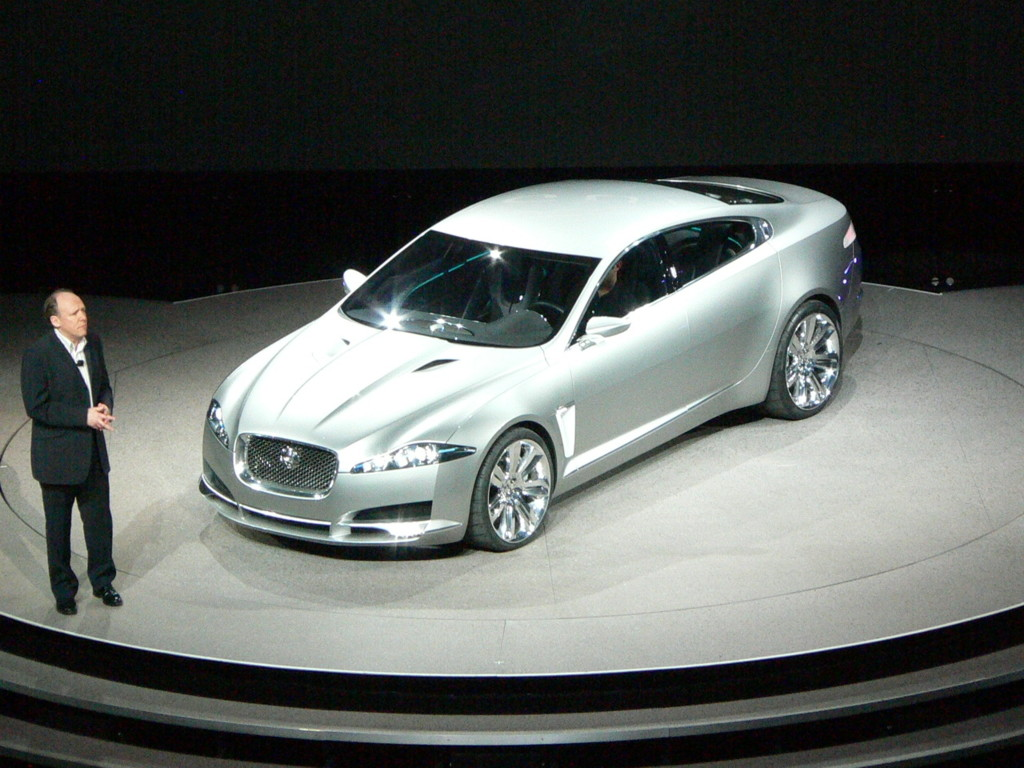 Jaguar Volvo Give Glimpse At Future