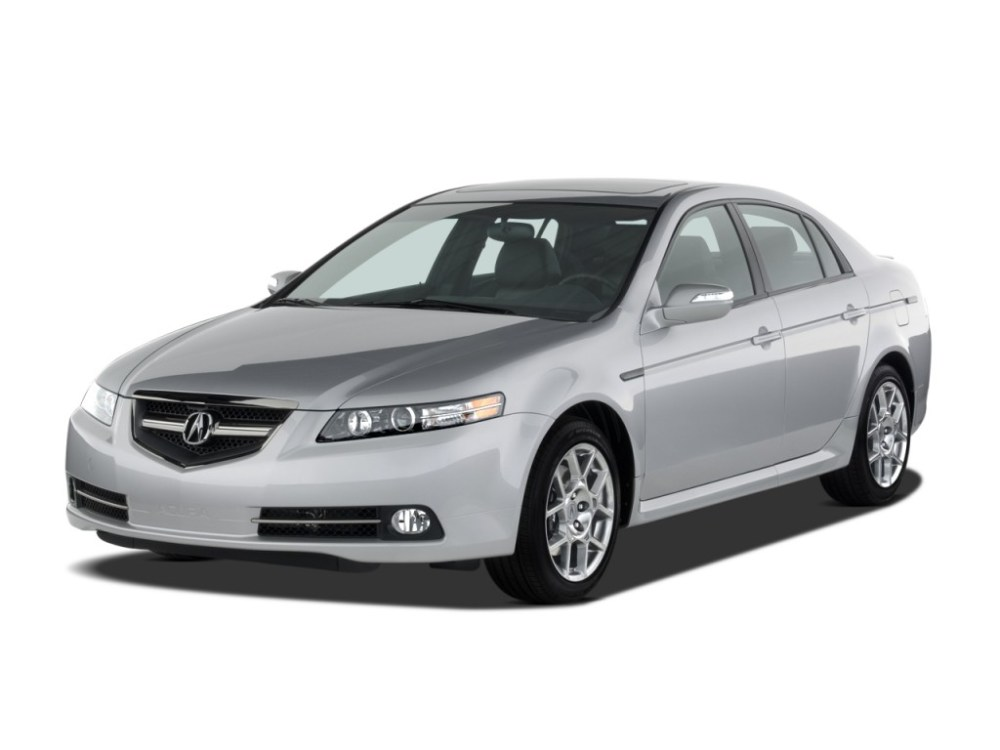 medium resolution of 2008 acura tl review ratings specs prices and photos the car connection