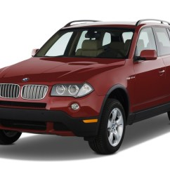 2008 bmw x3 review ratings specs prices and photos the car connection [ 1024 x 768 Pixel ]