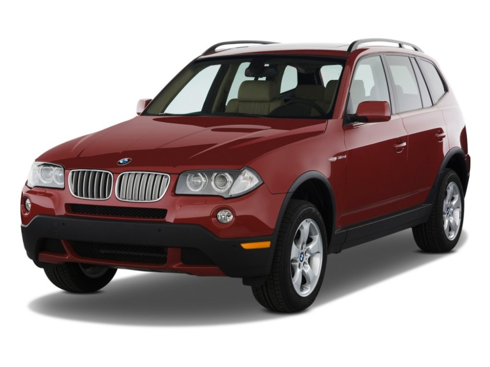 medium resolution of 2008 bmw x3 review ratings specs prices and photos the car connection
