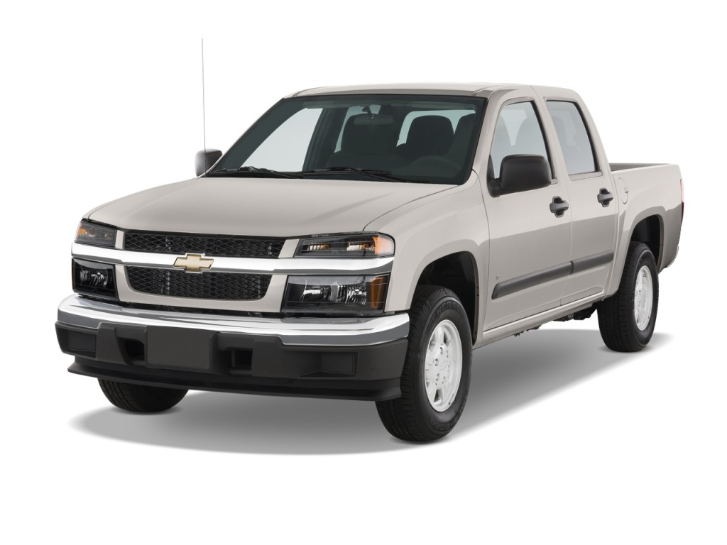 hight resolution of 2008 chevrolet colorado chevy review ratings specs prices and photos the car connection