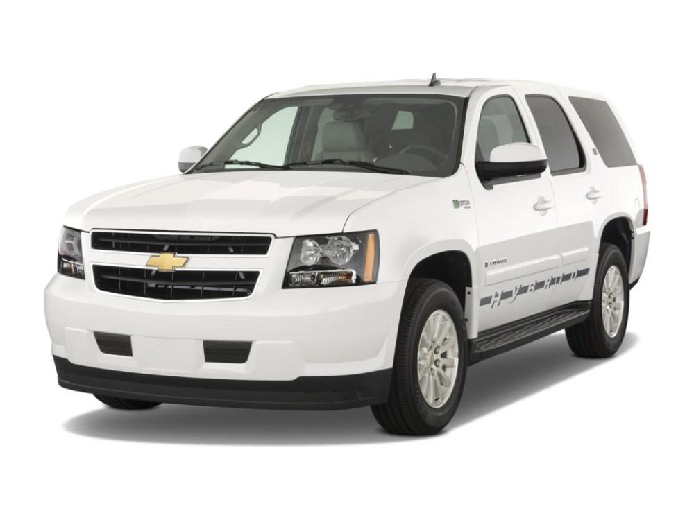 medium resolution of 2008 chevrolet tahoe chevy review ratings specs prices and photos the car connection