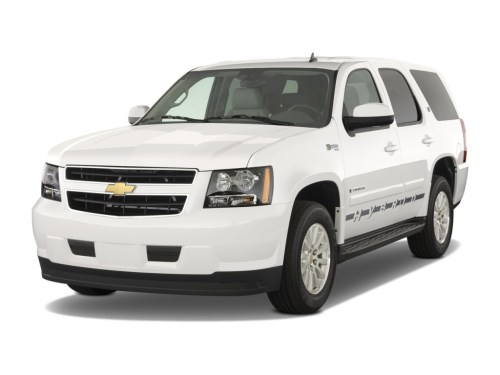 small resolution of 2008 chevrolet tahoe chevy review ratings specs prices and photos the car connection