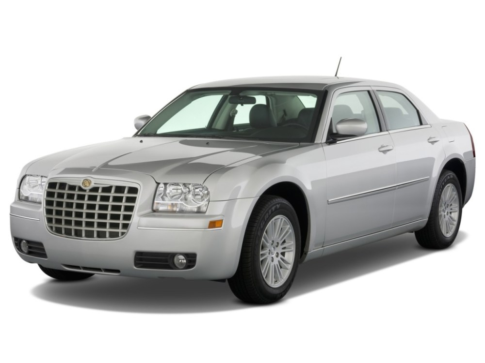 medium resolution of 2008 chrysler 300 review ratings specs prices and photos the car connection