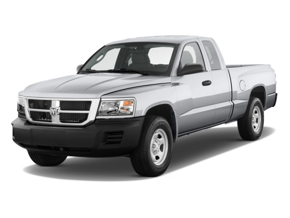 medium resolution of 2008 dodge dakota review ratings specs prices and photos the car connection
