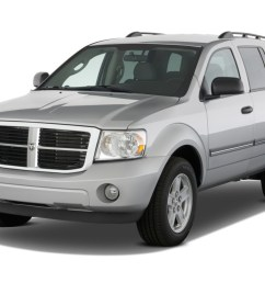 2008 dodge durango review ratings specs prices and photos the car connection [ 1024 x 768 Pixel ]