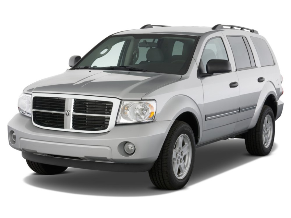 medium resolution of 2008 dodge durango review ratings specs prices and photos the car connection