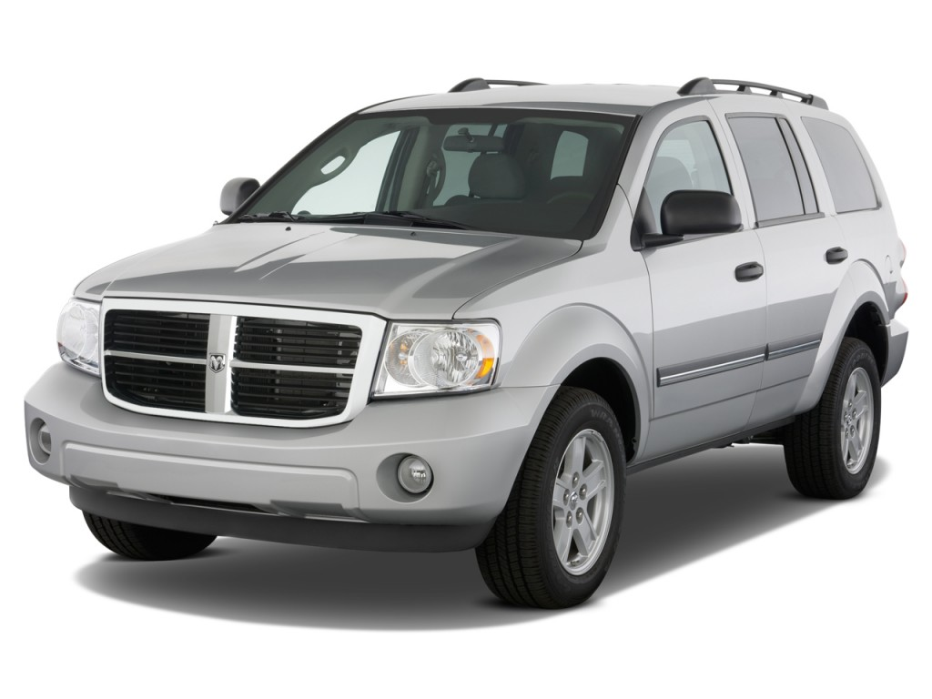 hight resolution of 2008 dodge durango review ratings specs prices and photos the car connection