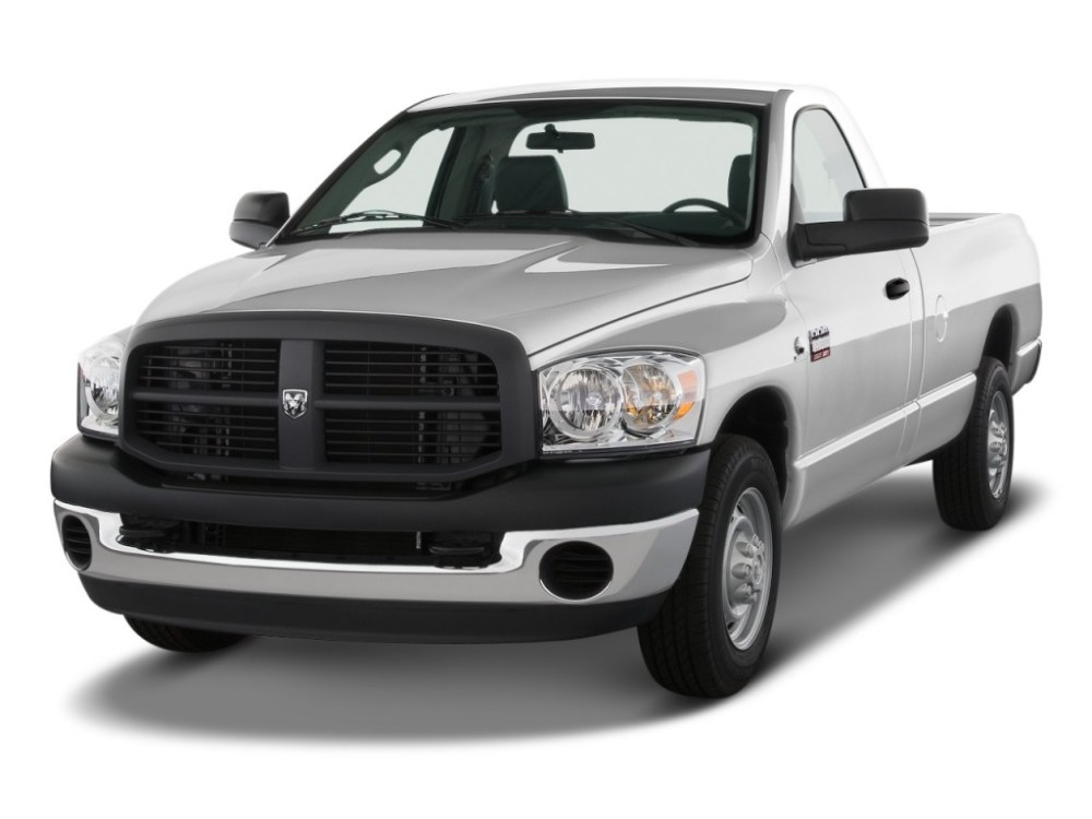 medium resolution of 2008 dodge ram 2500 review ratings specs prices and photos the car connection