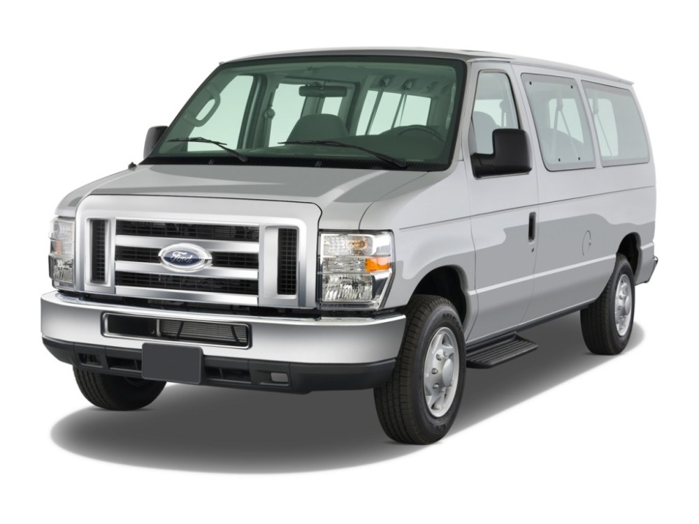 medium resolution of 2008 ford econoline wagon review ratings specs prices and photos the car connection