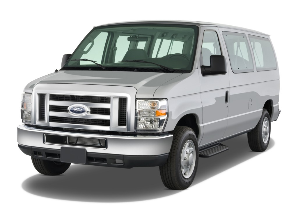 hight resolution of 2008 ford econoline wagon review ratings specs prices and photos the car connection