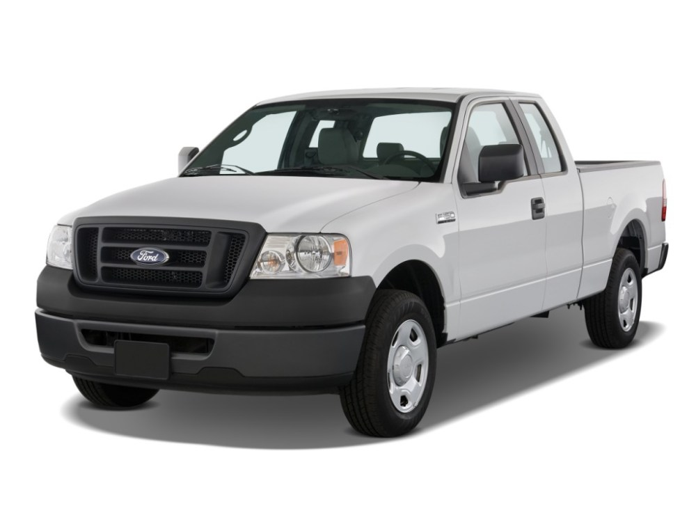 medium resolution of 2008 ford f 150 review ratings specs prices and photos the car connection