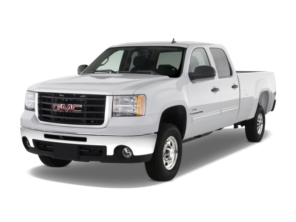 medium resolution of 2008 gmc sierra 2500hd review ratings specs prices and photos the car connection