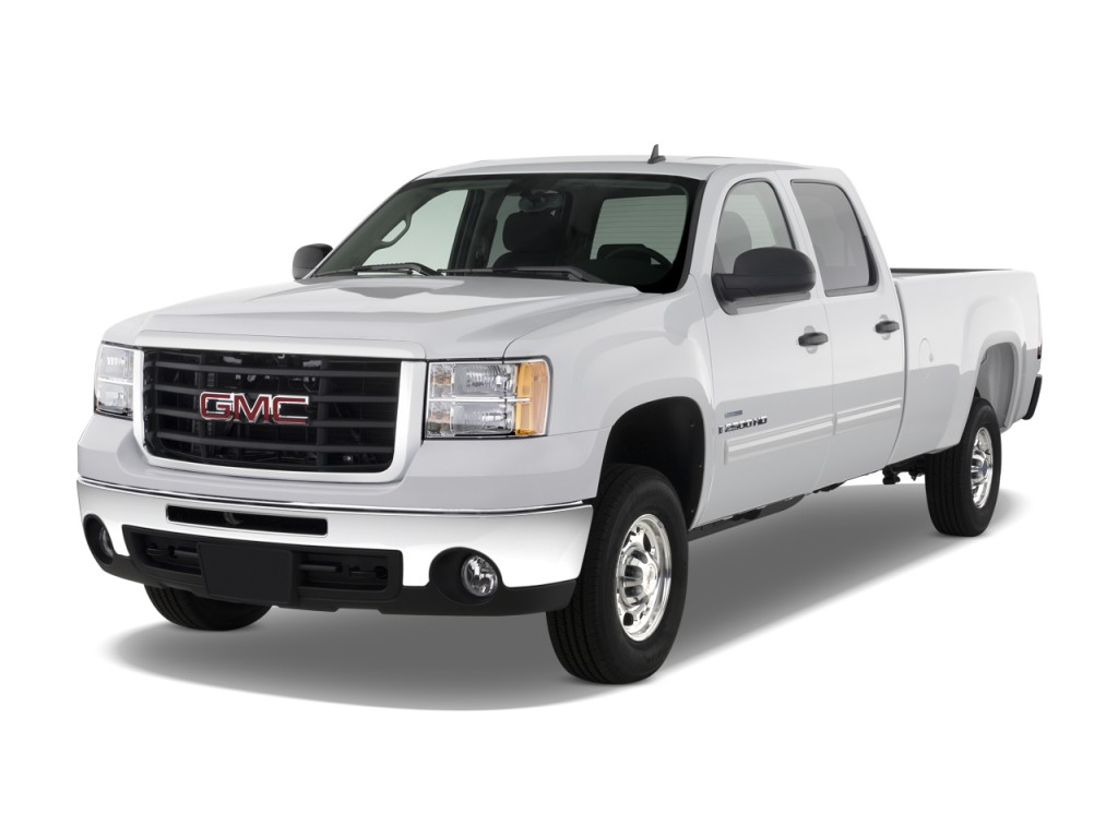 hight resolution of 2008 gmc sierra 2500hd review ratings specs prices and photos the car connection