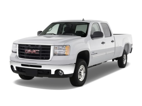 small resolution of 2008 gmc sierra 2500hd review ratings specs prices and photos the car connection
