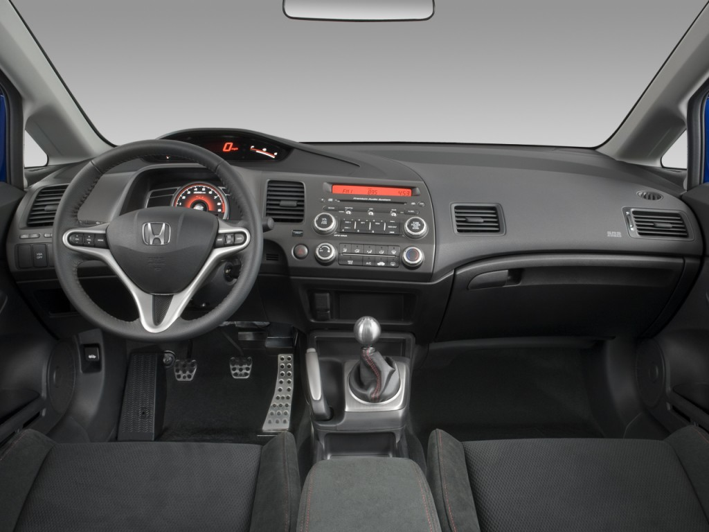Image 2008 Honda Civic Sedan 4 Door Man Si Mugen