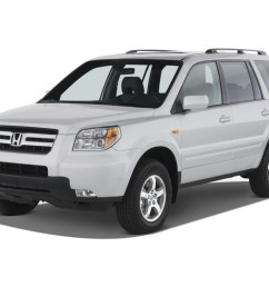 2008 honda pilot review ratings specs prices and photos the car connection [ 1024 x 768 Pixel ]