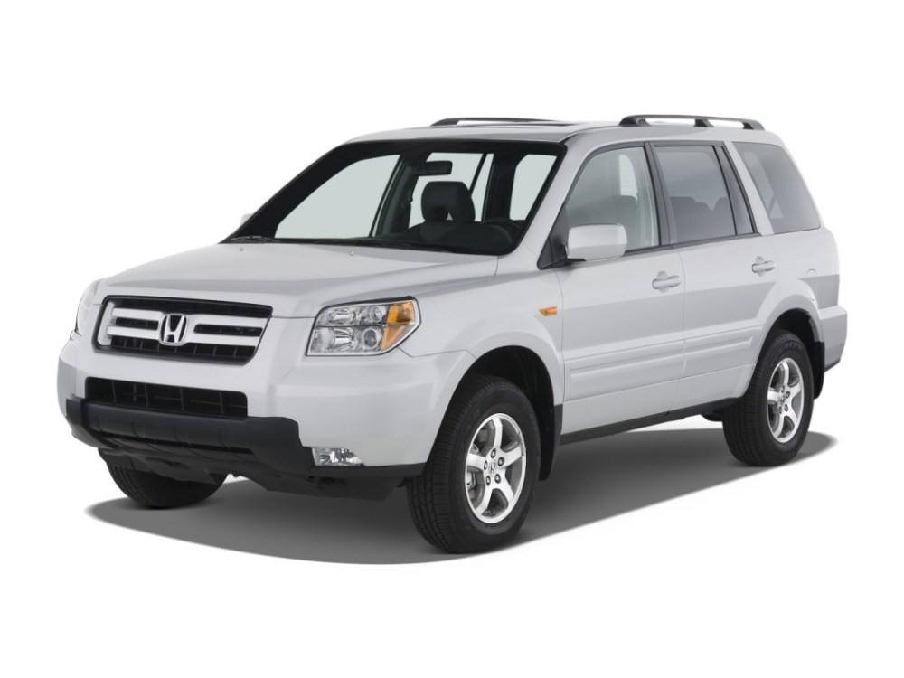 medium resolution of 2008 honda pilot review ratings specs prices and photos the car connection