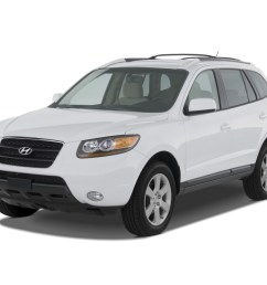 2008 hyundai santa fe review ratings specs prices and photos the car connection [ 1024 x 768 Pixel ]