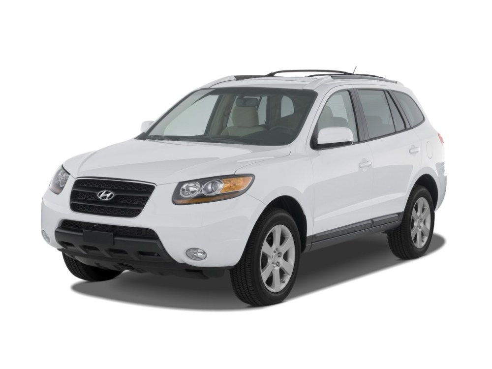 medium resolution of 2008 hyundai santa fe review ratings specs prices and photos the car connection