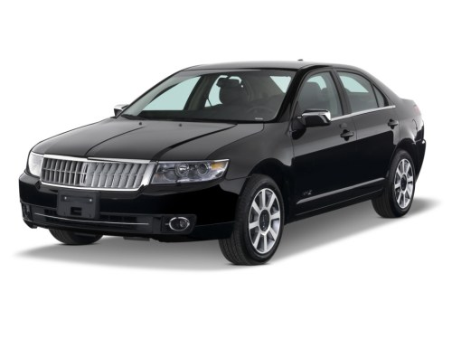 small resolution of 2008 lincoln mkz review ratings specs prices and photos the car connection