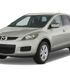 2008 mazda cx 7 review ratings specs prices and photos the car connection [ 1024 x 768 Pixel ]