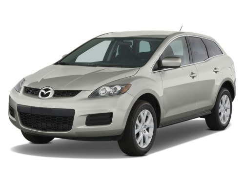small resolution of 2008 mazda cx 7 review ratings specs prices and photos the car connection