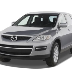 2008 mazda cx 9 review ratings specs prices and photos the car connection [ 1024 x 768 Pixel ]