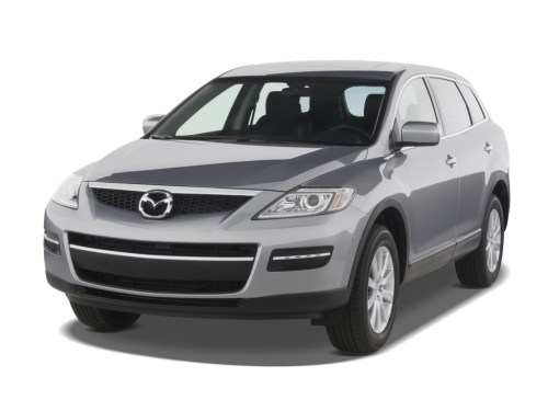 small resolution of 2008 mazda cx 9 review ratings specs prices and photos the car connection