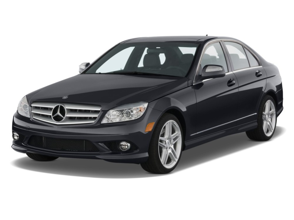medium resolution of 2008 mercedes benz c class review ratings specs prices and photos the car connection