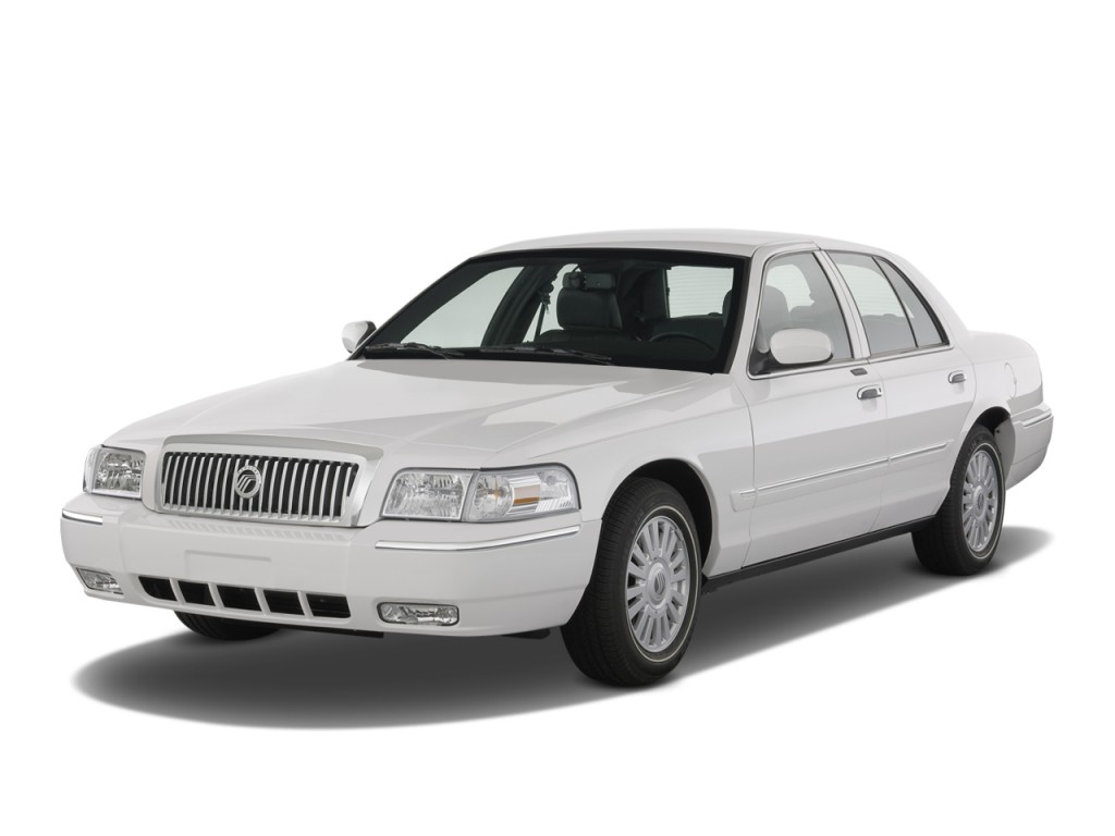 hight resolution of 2008 mercury grand marquis review ratings specs prices and photos the car connection
