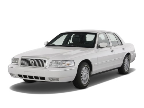 small resolution of 2008 mercury grand marquis review ratings specs prices and photos the car connection