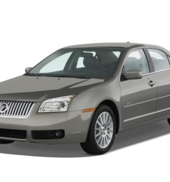 2008 mercury milan review ratings specs prices and photos the car connection [ 1024 x 768 Pixel ]