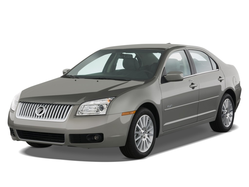 hight resolution of 2008 mercury milan review ratings specs prices and photos the car connection