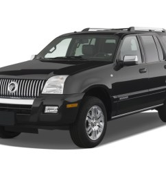 2008 mercury mountaineer review ratings specs prices and photos the car connection [ 1024 x 768 Pixel ]