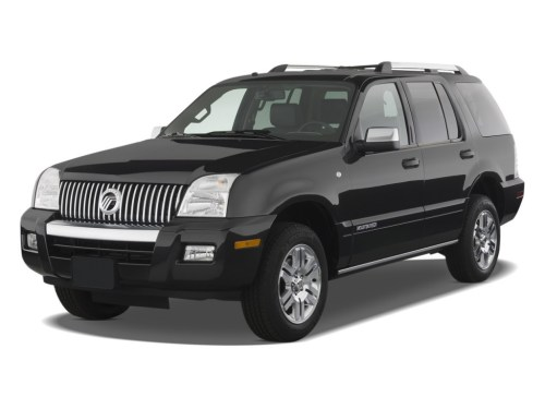 small resolution of 2008 mercury mountaineer review ratings specs prices and photos the car connection