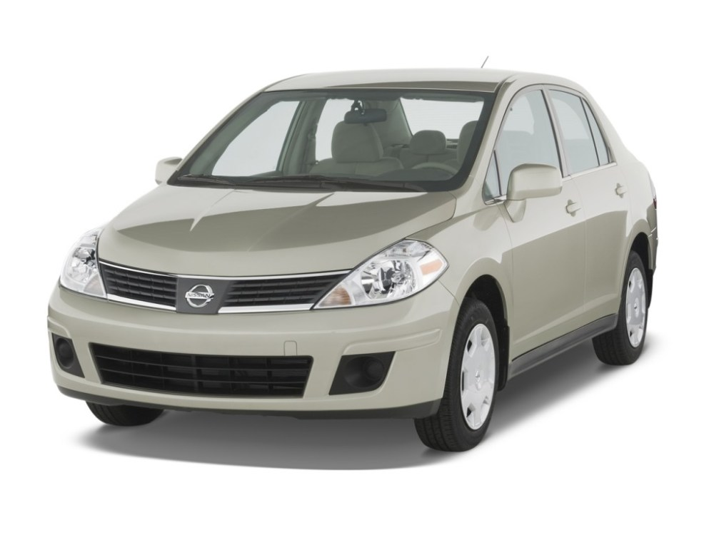 medium resolution of 2008 nissan versa review ratings specs prices and photos the car connection