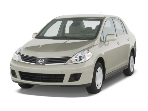 small resolution of 2008 nissan versa review ratings specs prices and photos the car connection