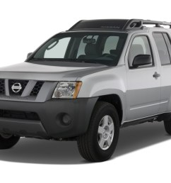 2008 nissan xterra review ratings specs prices and photos the car connection [ 1024 x 768 Pixel ]