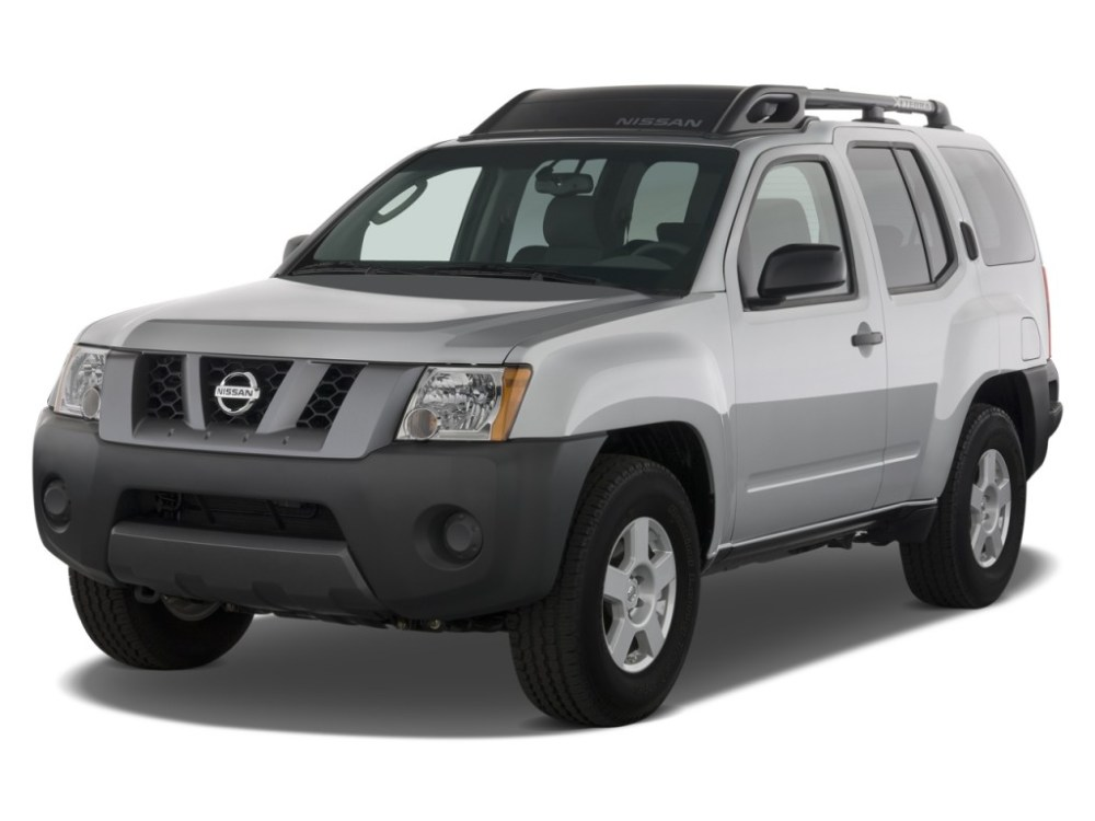 medium resolution of 2008 nissan xterra review ratings specs prices and photos the car connection