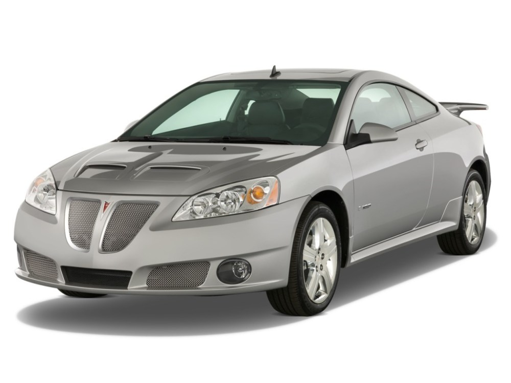 medium resolution of 2008 pontiac g6 review ratings specs prices and photos the car connection