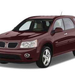2008 pontiac torrent review ratings specs prices and photos the car connection [ 1024 x 768 Pixel ]