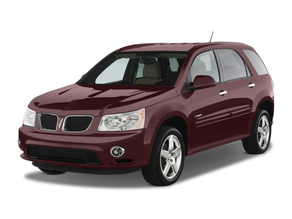 medium resolution of 2008 pontiac torrent review ratings specs prices and photos the car connection