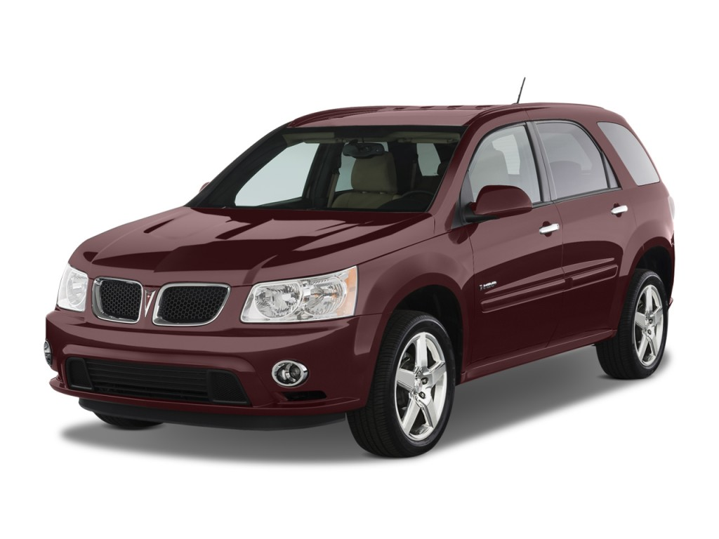 hight resolution of 2008 pontiac torrent review ratings specs prices and photos the car connection