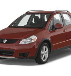 2008 suzuki sx4 review ratings specs prices and photos the car connection [ 1024 x 768 Pixel ]